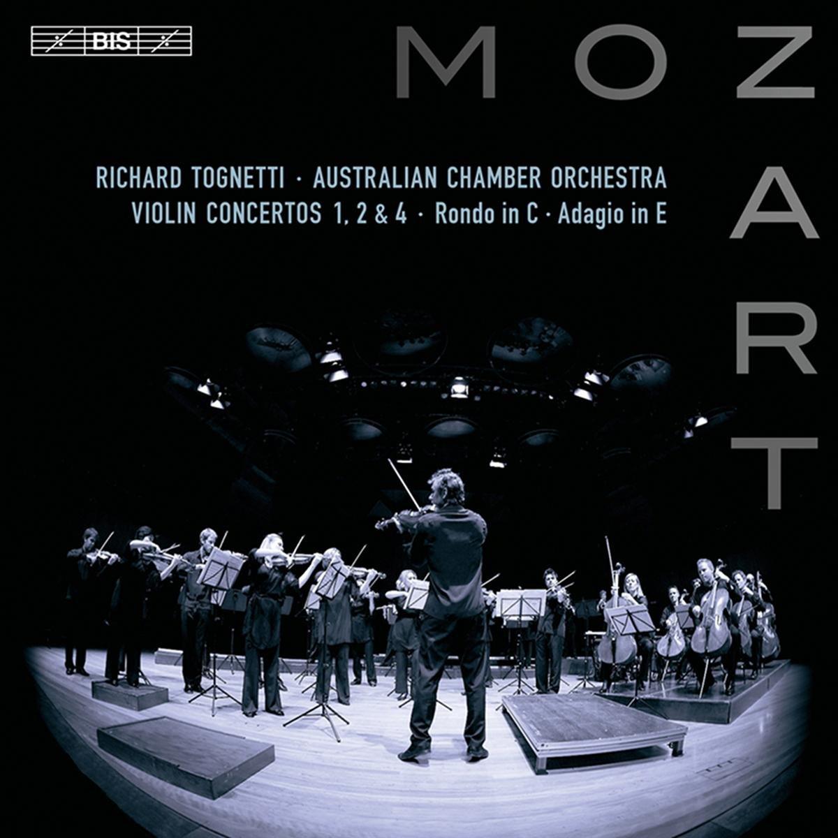 SACD : Richard Tognetti - Violin Concertos 2 (SACD)