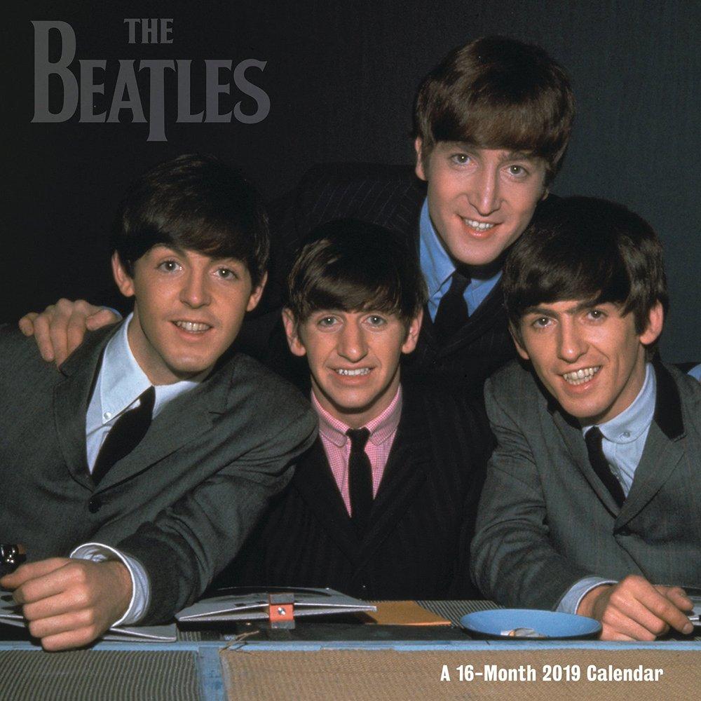 Read Online Beatles Wall Calendar (2019) ebook