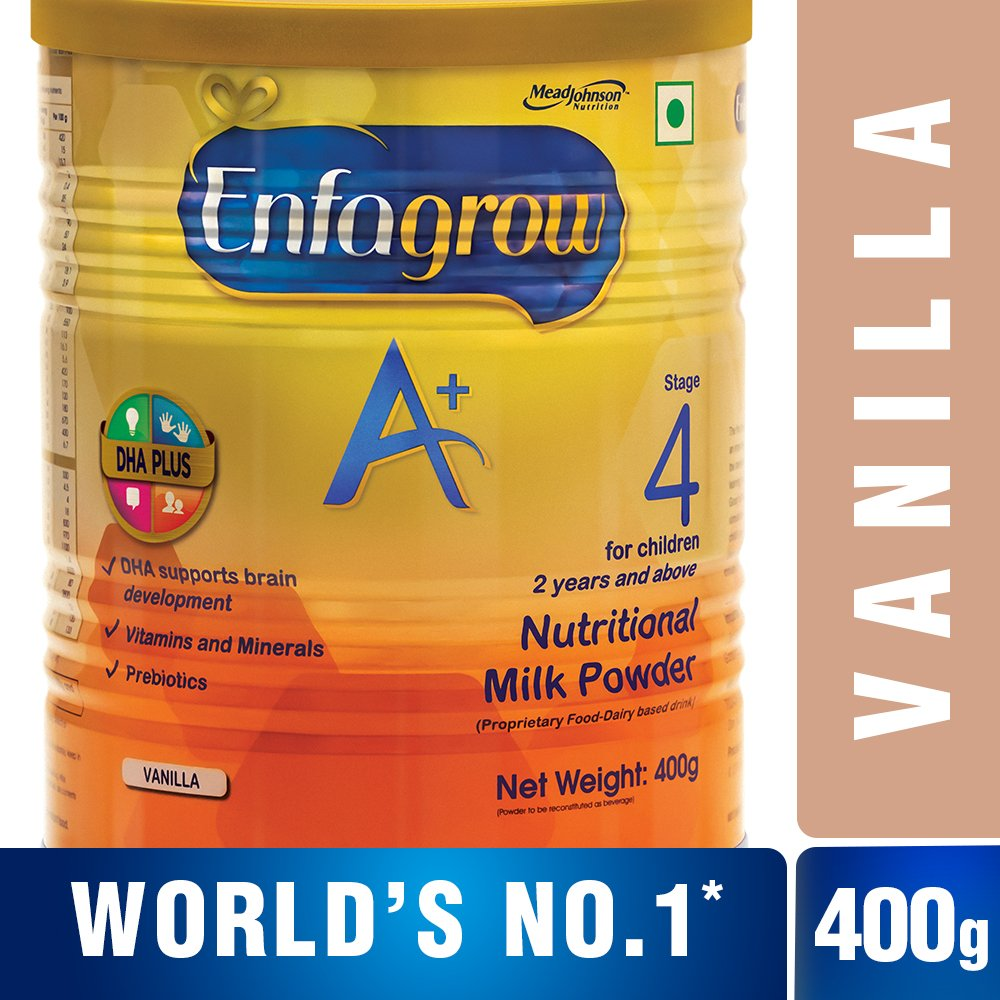 We contribute to the intellectual development of children after a year with Nutrilon 3 and Nutrilon 4