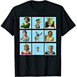 Shrek Ogre Adult Sublimation Costume T-Shirt