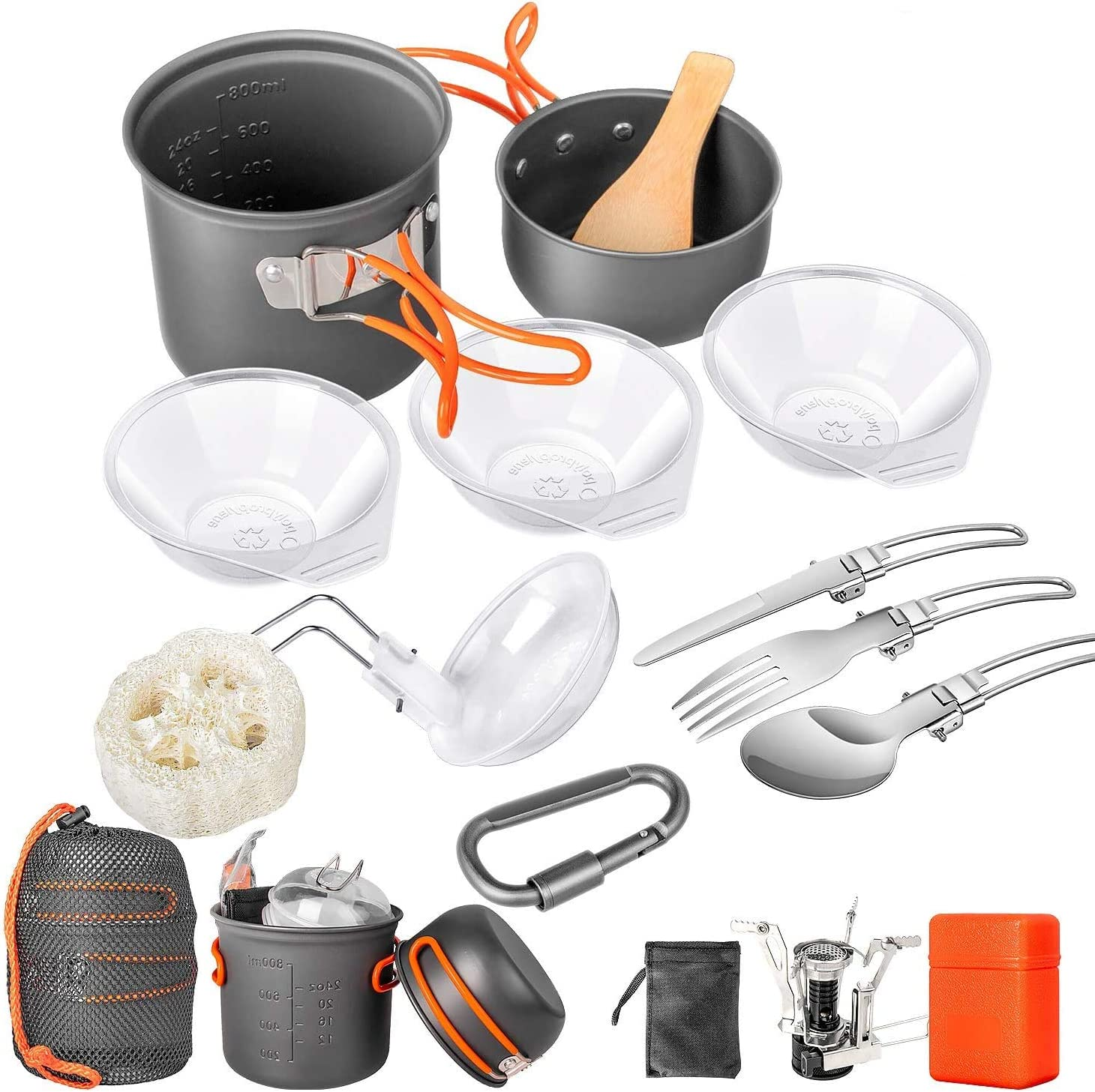 Top 10 Best Camping Cooking Gears​ Reviews 13