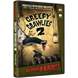 AtmosFX Creepy Crawlies 2 Halloween Digital Decorations