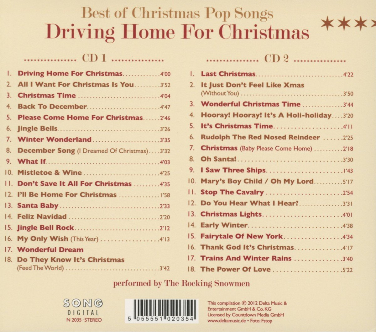various driving home for christmas best of christmas pop s amazoncom music - Best Christmas Pop Songs