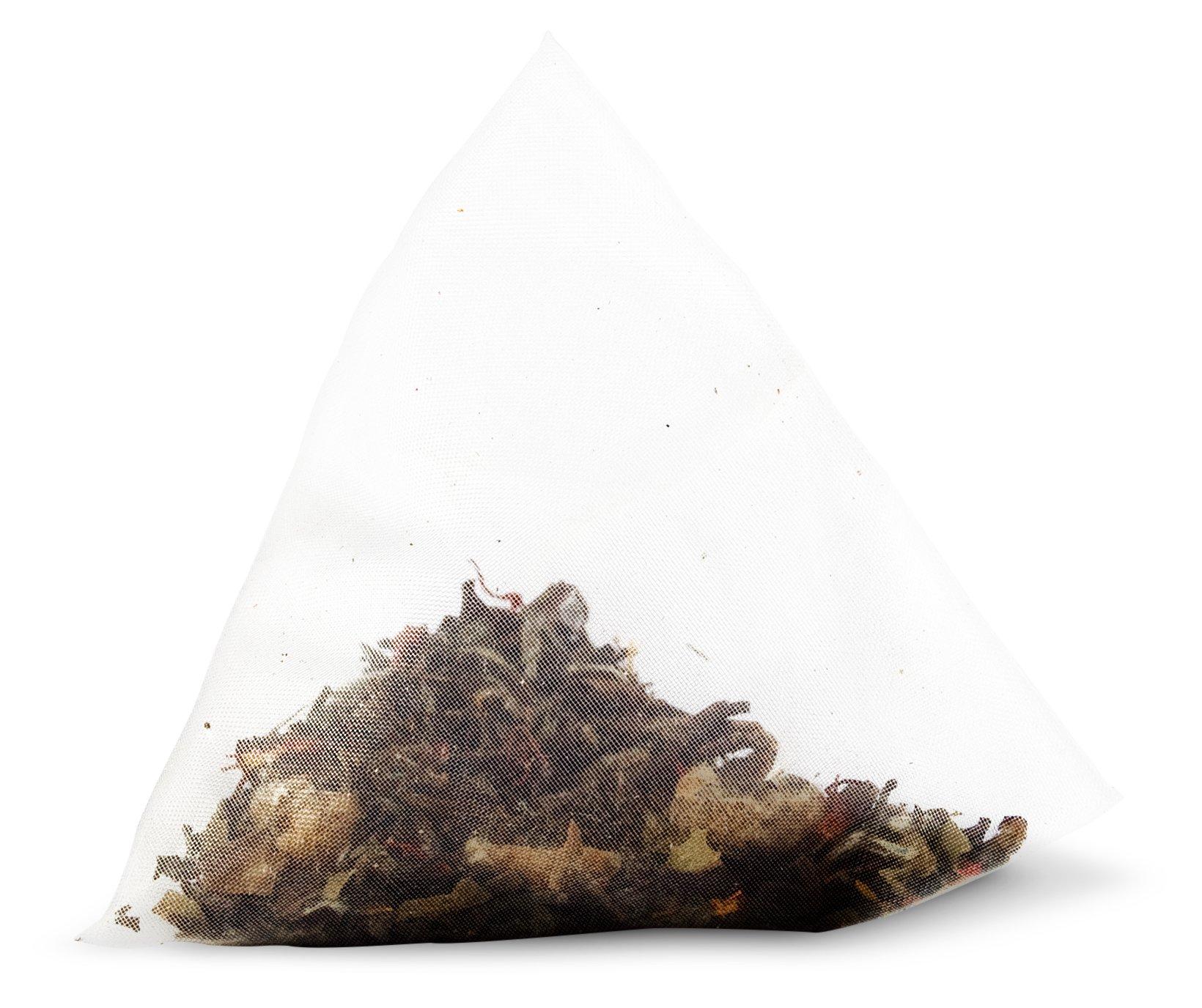 White Ambrosia Fine White Tea, 25 Sachets, White Lion Tea