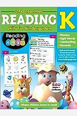 Reading for Kindergarten - 240 Essential Reading Skills (Reading Eggs) Flexibound