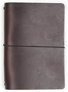 product image for Expedition Point Five Leather Notebook Burgundy