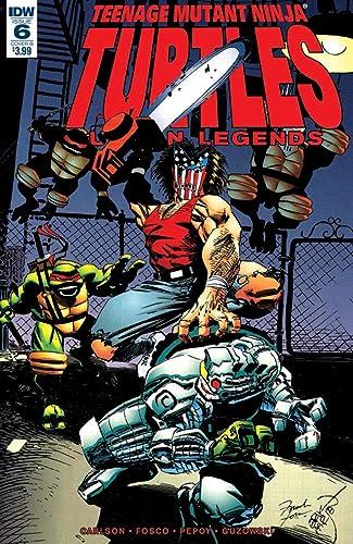 Amazon.com: Teenage Mutant Ninja Turtles: Urban Legends ...