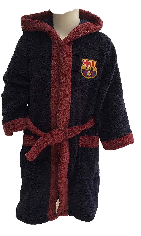 Barcelona F.C. - Bata - para niño azul azul: Amazon.es: Ropa y accesorios
