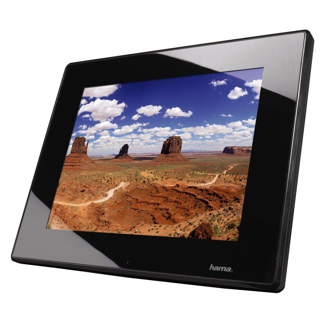 Hama Digitaler Slimline Premium Acryl Bilderrahmen 12,1: Amazon.de ...