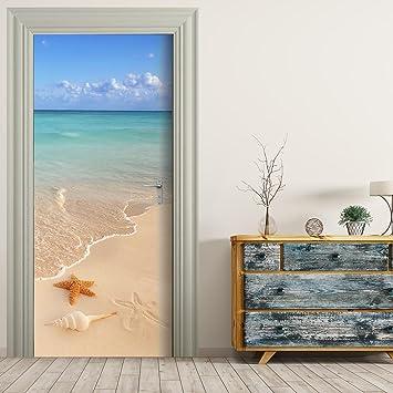 Poster de porte beautiful with poster de porte awesome - Castorama porte interne ...