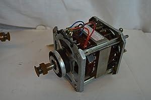 GE WE17M37 WE17M66 Dryer Motor WE17X22217