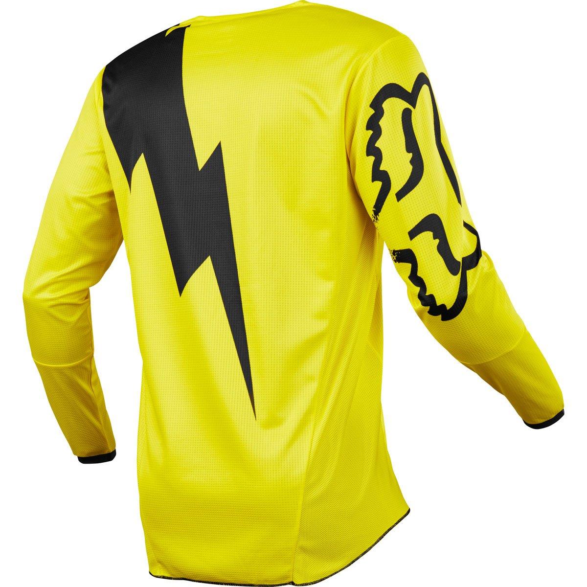 Fox Racing 2018 180 Mastar Jersey-Yellow-XL by Fox Racing (Image #2)