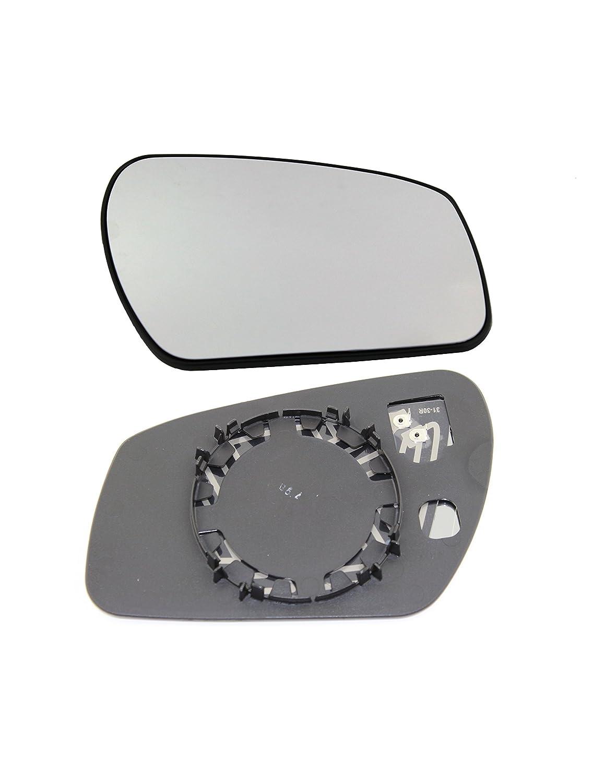 TarosTrade 57-0362-R-48219 Vetro Specchietto Retrovisore Riscaldabile Dopo Il 2006 Lato Destro DoctorAuto LTD