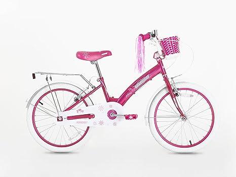 Greenway Bambini Bicicletta 508 Cm Per Ragazze Con Supporto Ruota