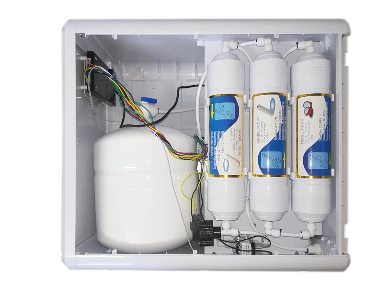 Kompakte Pumpe N02T Osmoseur Haushalte