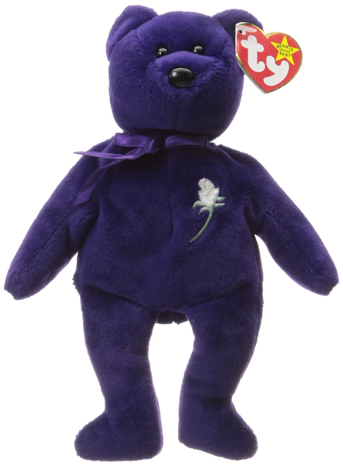 d17774b8b38 Amazon.com  Ty Beanie Baby Princess 1st Edition!  Toys   Games