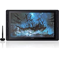2019 Huion KAMVAS Pro 22 Graphic Drawing Monitor Pen Display Tilt Function Battery-Free Stylus 8192 Pen Pressure with 20…