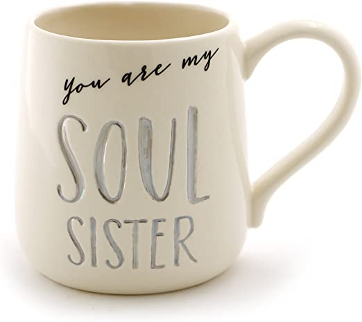 11 oz,15 oz Unique Gifts White Details about  /Soul Sister Coffee Mug