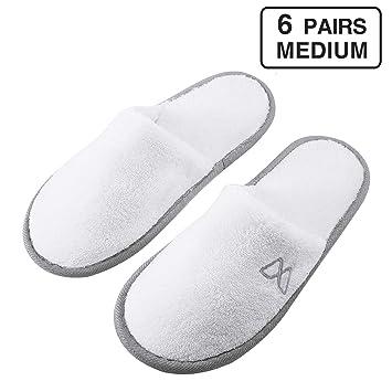 5b555c89d Amazon.com   Foorame Spa Slippers