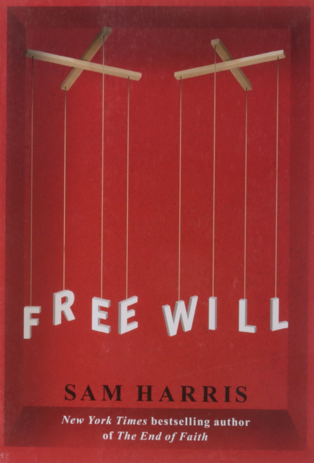 Free Will Deckle Edge Sam Harris 8601404279096 Amazoncom Books
