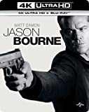 【Amazon.co.jp限定】ジェイソン・ボーン(4K ULTRA HD + Blu-rayセット) (オリジナル三方背付き) [4K ULTRA HD + Blu-ray]