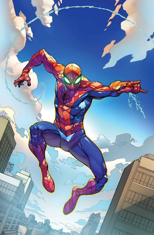 Download AMAZING SPIDER-MAN #1.6 VOL 4 pdf