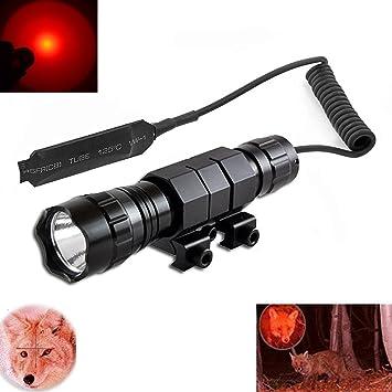 Hog Rouge Chasse Lumière De Coyote Fusil Lampe Windfire Led LUqSMVGzp
