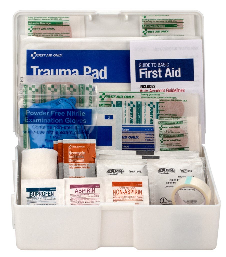 First Aid Only All-purpose First Aid Kit, 81-Piece Kit (Pack of 3) by First Aid Only (Image #5)