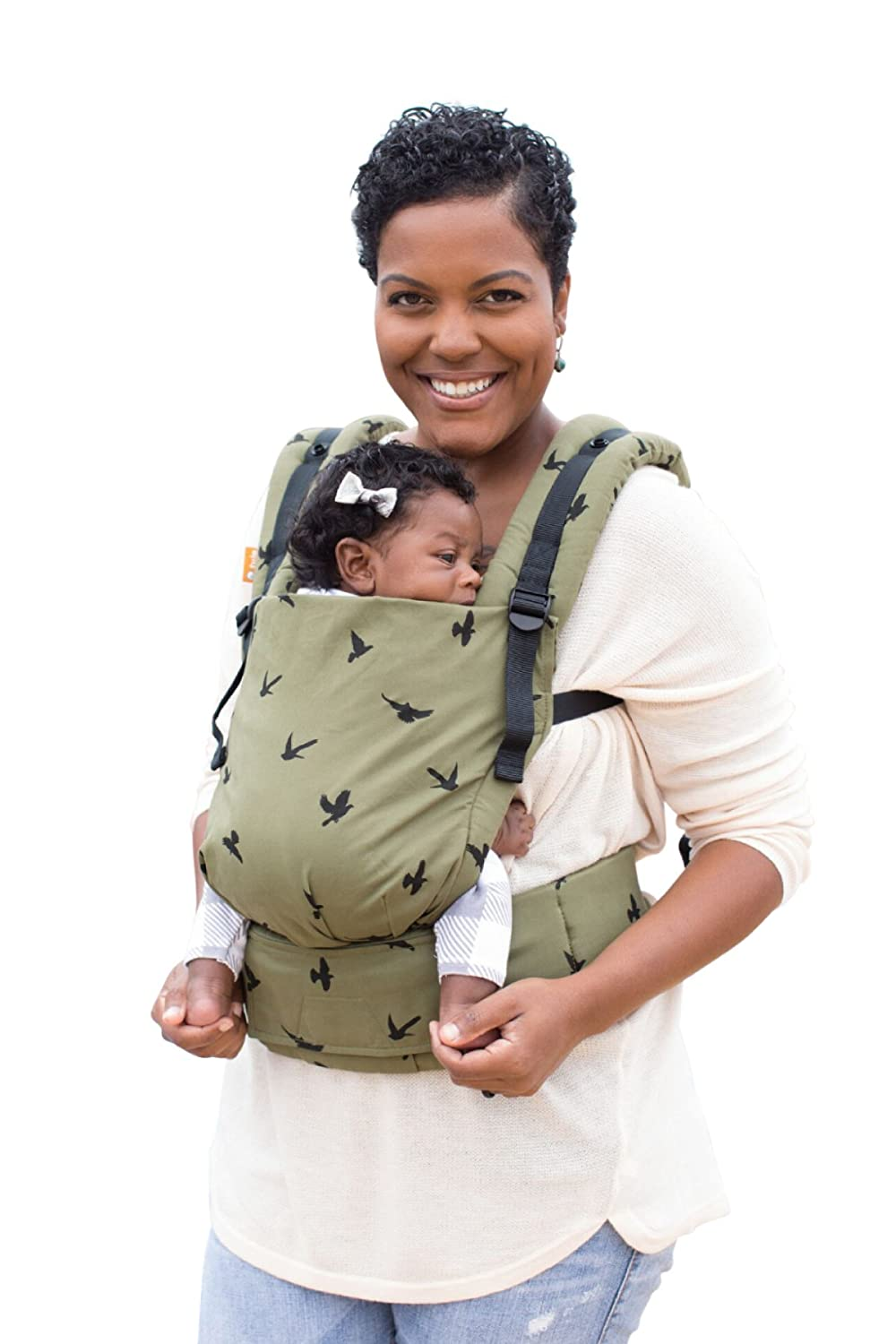 Baby Tula Discover Free To Grow Baby Carrier Adjustable