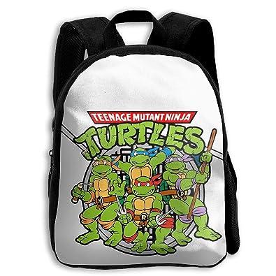 Amazon.com: USDASDAISN Mochila escolar Mutant Ninja Turtles ...