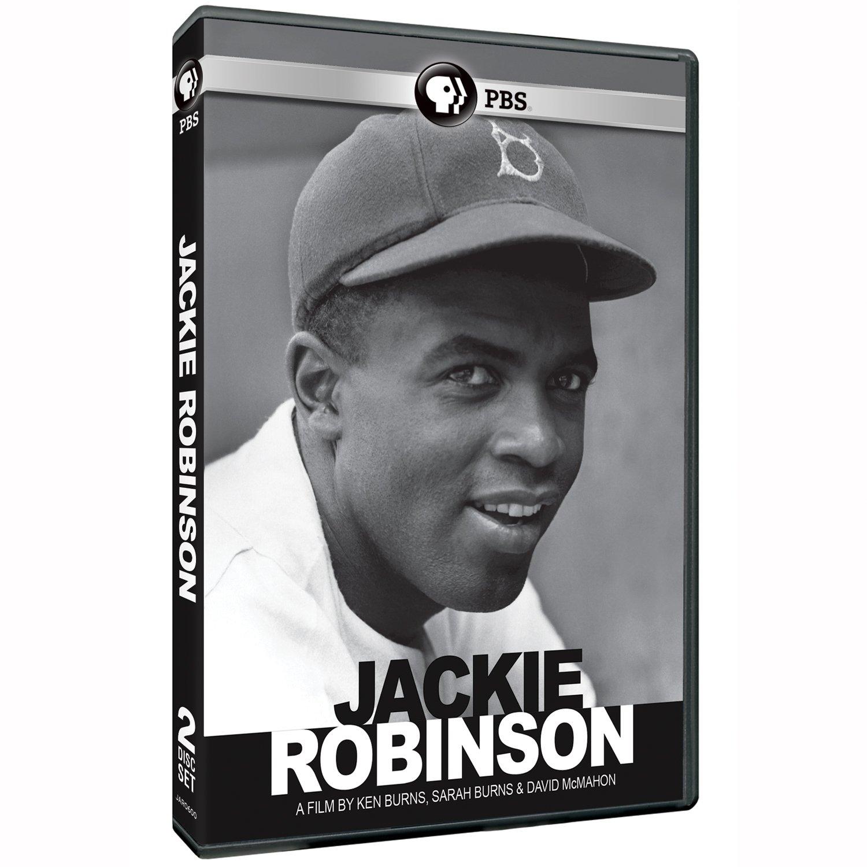 Amazon Com Ken Burns Jackie Robinson Ken Burns Sarah Burns David Mcmahon Movies Tv