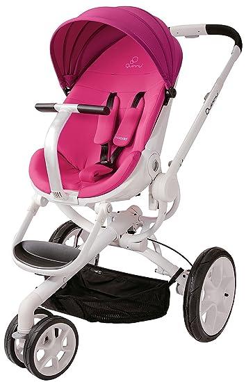 Quinny Moodd Stroller Pink Passion