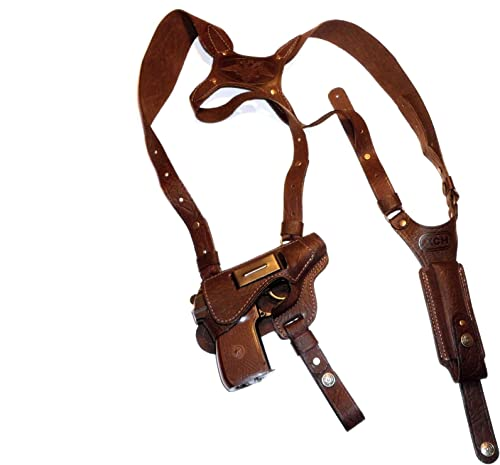 XCH-100%-Leather-Shoulder-Gun-Holster