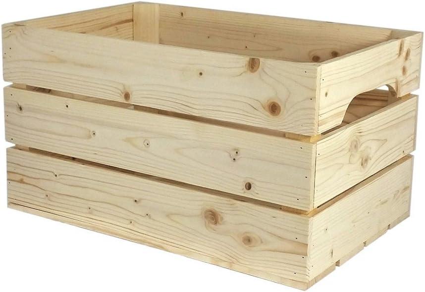 x8 - Fabriqu/ée main en France Meuble TV 6S2H Kit pr/êt /à assembler caisses en bois