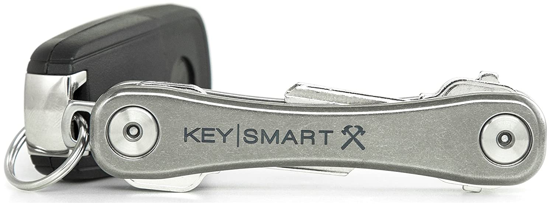 KeySmart Rugged - Llavero multiherramienta con abridor y ...