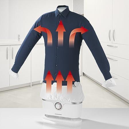cleanmaxx ironing machine iron aid ironing dummy 1800w press