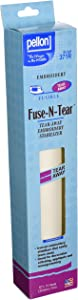 Pellon Fuse-N-Tear Stabilizer-12 X12 Yards
