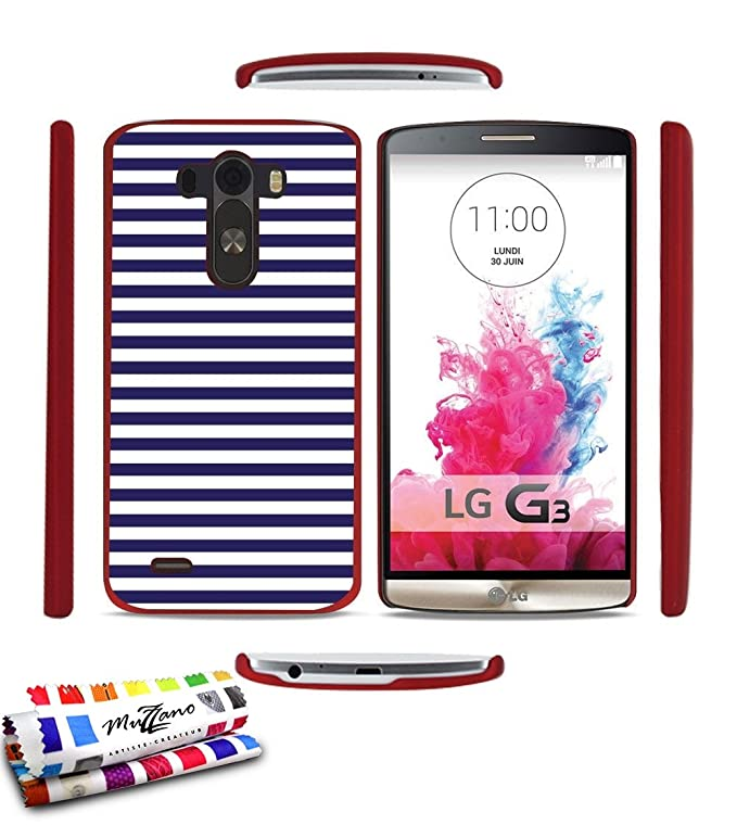 Carcasa Rigida Ultra-Slim LG G3 de exclusivo motivo ...