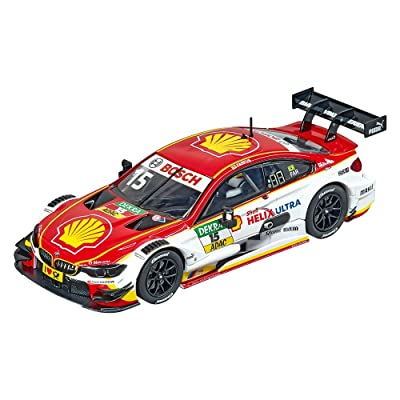 "Carrera 30856 Digital 132 Slot Car Racing Vehicle - BMW M4 DTM ""A. Farfus, No.15"" - (1:32 Scale): Toys & Games"
