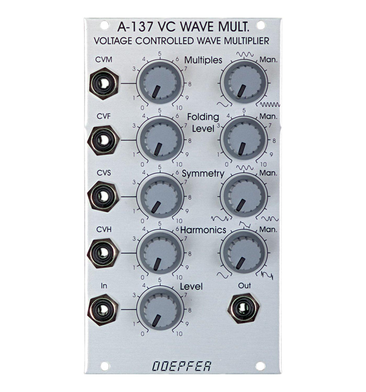 Doepfer Multiplier A-137-1 Wave VCウェーブマルチプライヤー1 B00SAZVL5A VC Wave Multiplier 1 B00SAZVL5A, 竹原市:74f79c30 --- verkokajak.se