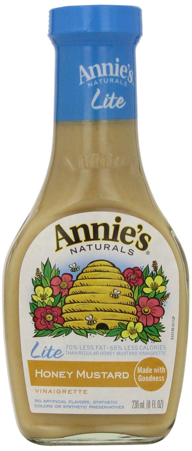 Annie's Naturals Vingrt, Honey Mustard, Lf, 8-Ounce (Pack of 6)
