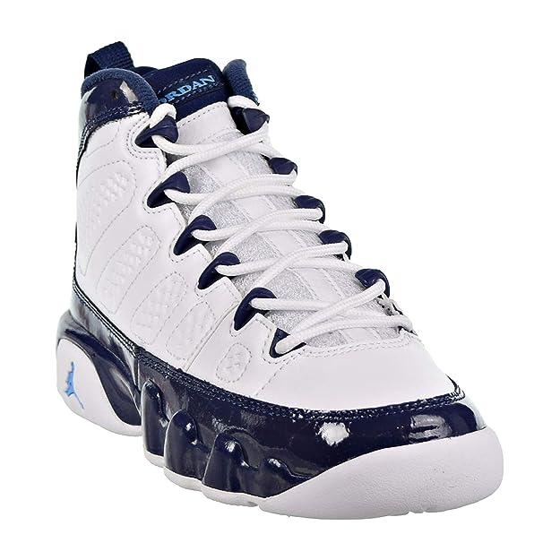superior quality 4298f 996ca Amazon.com   Nike Jordan Kids  Grade School Air Jordan 9 Retro Basketball  Shoes   Basketball