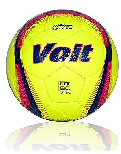 Amazon.com   Voit Official match FIFA soccer ball lummo blaze light ... a00b03cc4e853