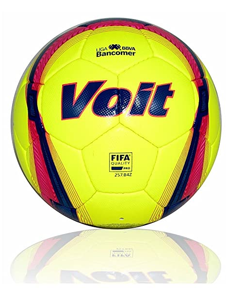 ce5e8bfbcb0 Amazon.com   Voit Official match FIFA soccer ball lummo blaze light ...