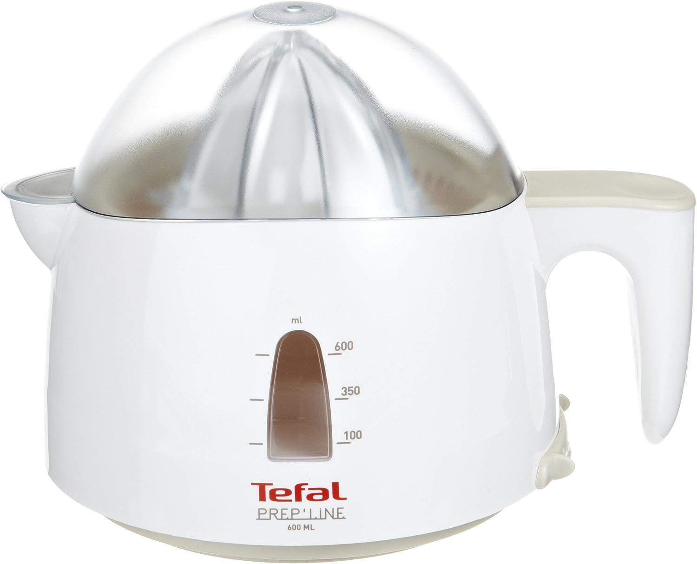 Tefal 8309.31 Exprimidor, 30 V, capacidad de 0.6 L, color gris y ...