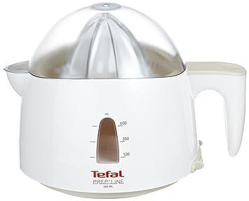 Tefal 8309.31 Exprimidor, 30 V, capacidad de 0.6 L, color gris y blanco: Amazon.es: Hogar