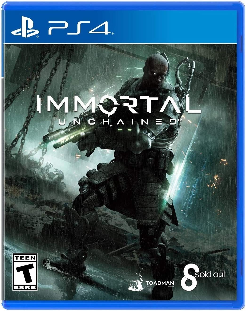 Amazon com: Immortal: Unchained - PlayStation 4 Edition: Ui
