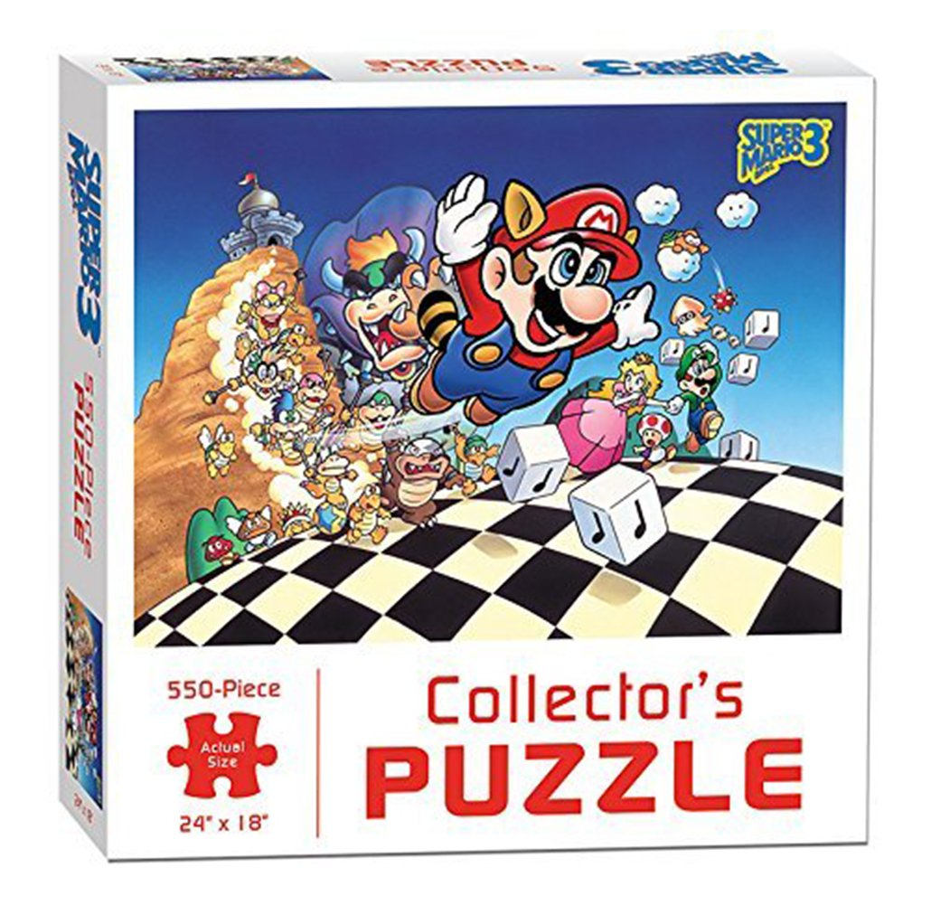 Pretty Jigsaw Puzzle Epic Tall Thomas Kinkade Puzzles Square Wheel Of Fortune Bonus Puzzle Wooden Block Puzzle Free Young Word Search Puzzles ColouredWord Search Puzzles Online Collector\u0027s Puzzle, Super Mario Bros. 3, 550 Piece, Jigsaw Puzzles ..