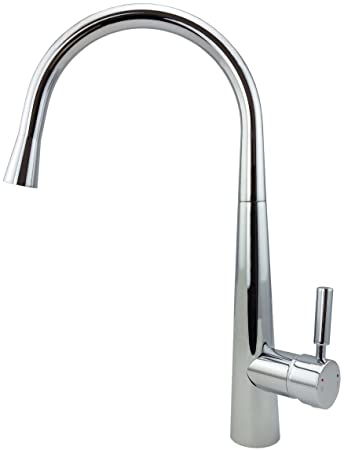 Wellington 3882 Küche Spüle Wasserhahn Single Griff Single Loch ...