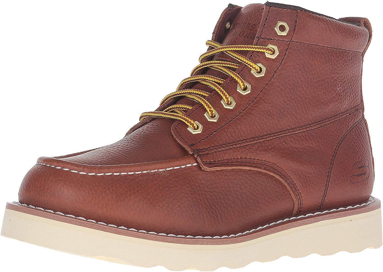 Skechers for Work Men's Pettus Boot